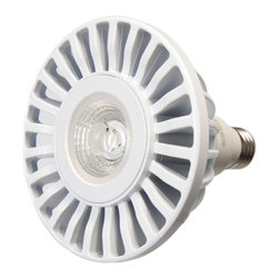 Avalon LED - PAR38 LED Avalon 17 Watts, Dimmable, Cool White 5000k, 25 Degrees - PAR38 LED Avalon 17 Watts, 1350-1400 Lumen, Dimmable. Avalon LED, an LED manufacturer with over ten years experience in the industry. Avalon LED specializes in halogen retrofits and as-well offers top quality LED tube lighting, ceiling fixtures and standard replacements. Once you upgrade to Avalon LED lighting, after a short while you will notice an improved, purer, richer atmosphere. Avalon LED holds UL manufacturer certifications of quality and guarantees all models three years.