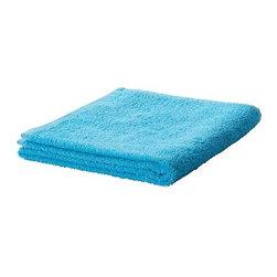 HÄREN Washcloth - Washcloth, turquoise