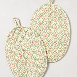 Anthropologie - Ikat Oven Mitts - *By Pomegranate