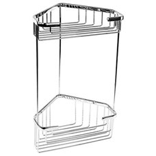 Contemporary Shower Caddies by TheBathOutlet