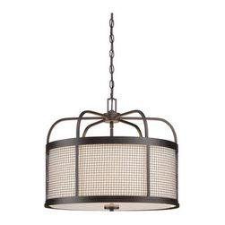 Savoy House - Savoy House 7-4732-6 San Rafael 6 Light Multi Light Pendant - Features:
