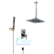 Contemporary Showers by wholesale faucet