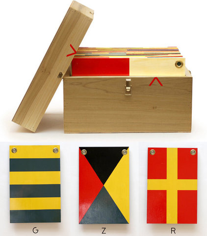 Eclectic Decorative Boxes by Best Made Company