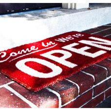 Contemporary Doormats by Coco Mats n' More