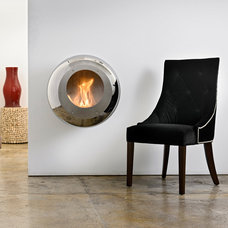 Modern Indoor Fireplaces by Switch Modern