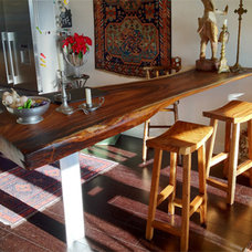 Contemporary Indoor Pub And Bistro Tables by Impact Imports