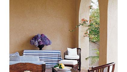 Home Tours: Home Tour: Ojai California Villa - Martha Stewart