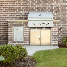 Contemporary Outdoor Grills by authenTEAK Outdoor Living
