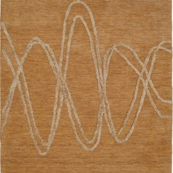 Dynamic Rugs - Dynamic Rugs Soho 99103-103 (Beige) 5' x 8' Rug - This Hand Tufted rug would make a great addition to any room in the house. The plush feel and durability of this rug will make it a must for your home. Free Shipping - Quick Delivery - Satisfaction Guaranteed