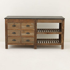 traditional kitchen islands and kitchen carts by Anthropologie