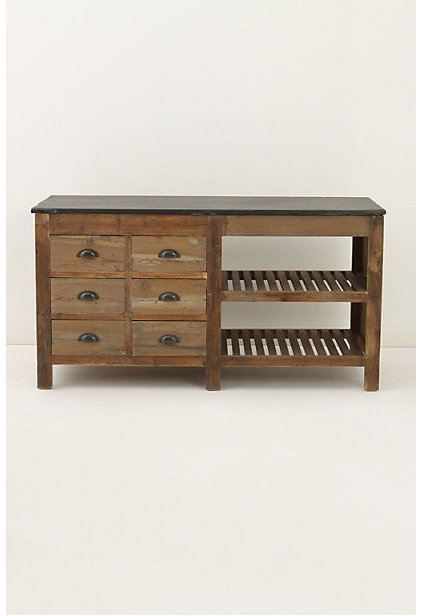 Rustic Kitchen Islands And Kitchen Carts by Anthropologie