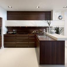 Modern Kitchen Cabinets by Nolte USA, LLC. - German Kitchen Cabinets