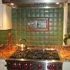 Eclectic Tile by Ceramiche Tile and Stone
