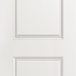2-Panel Roman Interior Door - The refined elegance and simple styling of HomeStory's 2-Panel Roman makes it a beautiful choice for most interiors and one of our most popular selling doors. The rounded top, raised panels and smooth surface are always appealing and an excellent addition to any home. It is also available for closets, pocket doors, barn doors and fire doors.