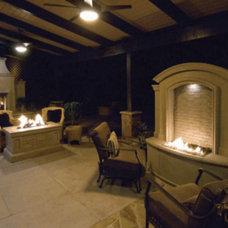 Firepits by CJ's Home Decor & Fireplaces