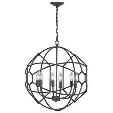 Industrial Chandeliers by Whispar Design