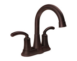 """MR Direct - MR Direct 7042 Two Handle Lavatory Faucet, Oil Rubbed Bronze - The 7042-C Two Handle Lavatory Faucet is made with solid brass waterway construction and is available in a brushed nickel, oil-rubbed bronze or chrome finish. It works great with overmount and undermount bathroom sinks and is ADA approved. A matching pop-up drain is included with this faucet that will have a corresponding finish. The dimensions for the 7042-C are 8 1/2"""" Tall x 7 5/8"""" Spout. This faucet is pressure tested to ensure proper working conditions and is covered under a lifetime warranty. The 7042-C has a modern look with classic lines that are sure to enhance the look of your bathroom sink."""