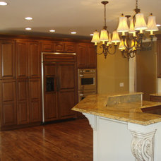 Traditional Kitchen by Transformed Interiors
