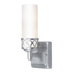 Livex Lighting - Livex Lighting 4721 Westfield 1 Light ADA Bathroom Vanity Light - Product Features: