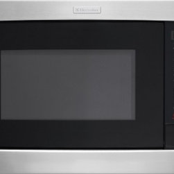 "Electrolux - EI24MO45IB IQ-Touch Series 24"" 2.0 cu. ft. Capacity Built-In Microwave With IQ-T - Electrolux introduces a built-in microwave with optional trim kits Automatic cooking functions features 11 auto cook options 3 auto reheat options and 6 auto defrost options for amazing cooking flexibility The 30-minute keep warm function maintains d..."