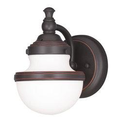 Livex Lighting - 5711-67 Livex Lighting Oldwick - Number of Bulbs: 1