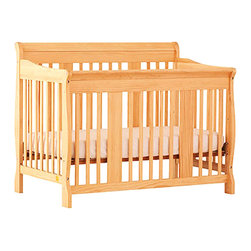 Stork Craft - Stork Craft Tuscany 4-in-1 Stages Baby Crib in Natural - Stork Craft - Cribs - 0458849N - Your baby deserves the best.Your child's safety is our greatest concern. Stork Craft strives to exceed your expectations in the areas of safety performance usability and style. All Stork Craft products meet or exceed domestic and international regulatory standards for juvenile furniture safety and performance and are carefully designed to mitigate the risks of potential hazards to your child.