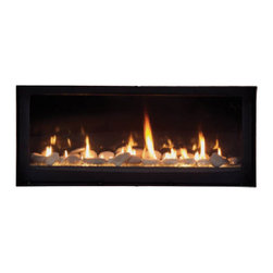 "Majestic Products - Majestic WDV500NTSC Echelon Direct Vent Gas Fireplace - Majestic WDV500NTSC--42"" Echelon DV Wide view Fireplace Natural Gas"