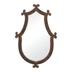 Sterling Industries - Sterling Industries 26-8647 Wood Framed Mirror - Mirror (1)