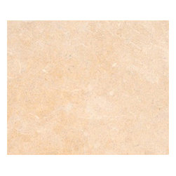 "Halila Limestone Honed Marble Floor & Wall Tiles 12"" x 12"" - Lot of 40 Tiles - 12"" x 12"" Halila Limestone Honed Marble Floor and Wall Tile is a great way to enhance your decor with a traditional aesthetic touch. This polished tile is constructed from durable, impervious marble material, comes in a smooth, unglazed finish and is suitable for installation on floors, walls and countertops in commercial and residential spaces such as bathrooms and kitchens."