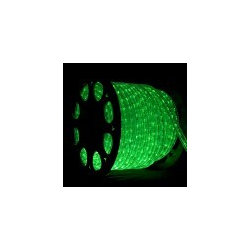 "Green LED Rope Light (150' Spool) - Low prices LED Rope lights! Shop energy efficent Green LED Rope Lights at BrightChoiceLighting.com. We have huge collecton of 150 foot spool of 120VAC 1/2"" Diameter LED Rope Light Kit (Green)"