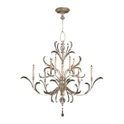 Beveled Arcs Chandelier, 701340ST