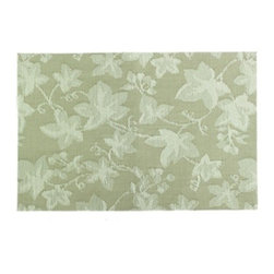 Flower Printed Kitchen Table Mats - Item #: RY13041706