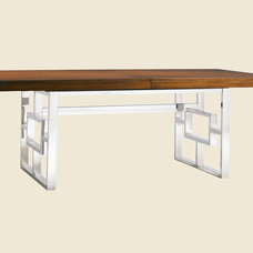 Mirage Monroe Dining Table - Lexington Home Brands