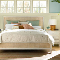 Universal Furniture Summer Hill 4PC Woven Accent Bedroom Set in Cotton SALE Ends -