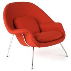 Midcentury Chairs by exoticaunique.com