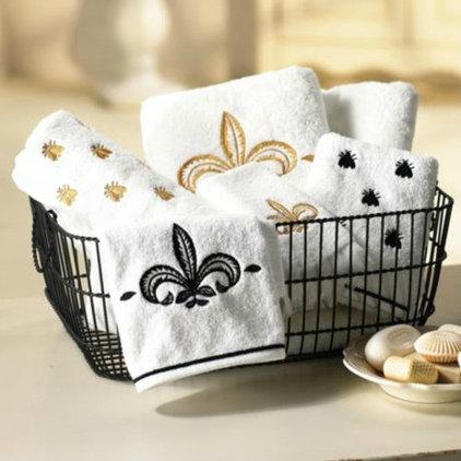 Contemporary Towels by Ballard Designs
