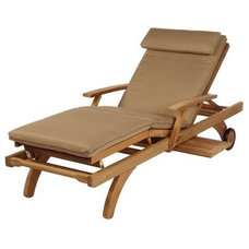 Modern Outdoor Chaise Lounges by AllModern