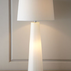 White Nightlight Lamp