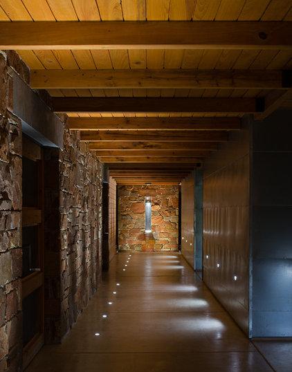 Modern Hall by Progressive Solutions / Renaissance Bronze Windows