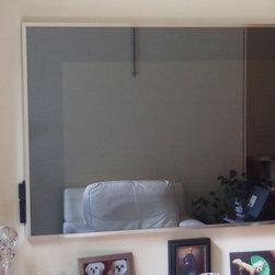TV concealment - Art Screen & Mirror TVs -