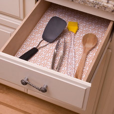 Contemporary Drawer & Shelf Liners by Chic Shelf Paper.com