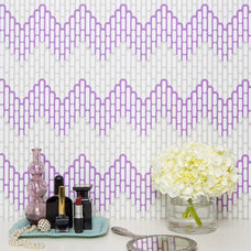 Eclectic Wallpaper by Kimberly Lewis Home