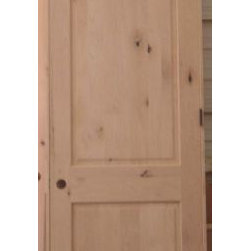 Rustic knotty alder door sizes are ranging from 18 to for Mediterranean interior doors