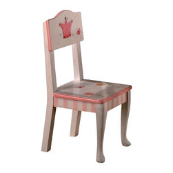 Teamson Design - Teamson Kids Princess and Frog Hand Painted Set of 2 Kids Chairs - Teamson Design - Kids Chairs - W7395A/2. The Princess and Frog Chairs are constructed of engineered wood in colorful hand painted designs. These chairs meet the high standards of JPMA to ensure the safety of your children during use. The Princess and Frog Chairs appear to be simple in design but it is in the details that give them an exquisite appeal. The Princess and Frog Chairs are constructed of engineered wood in colorful hand painted designs. These chairs meet the high standards of JPMA to ensure the safety of your children during use. The Princess and Frog Chairs appear to be simple in design, but it is in the details that give them an exquisite appeal.