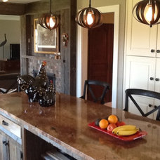 Farmhouse Kitchen by M Home Style