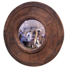 Rustic Wall Mirrors by RT Facts