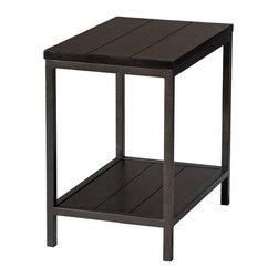 Stein World - Stein World West Branch Chair Side Table - West Branch Chair Side Table by Stein World