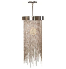 contemporary chandeliers by Zia-Priven
