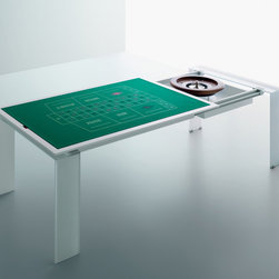 Vegas Table - Design: Andrea Lucatello