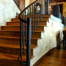 Craftsman Staircase by Reimer & Co. Blacksmiths